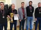 """""""Termo-Eko""""/RŠF piekto reizi kļūst par Latvijas komandu čempionu"""