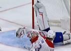 """Video: NHL nedēļas atvairījumos triumfē """"Canadiens"""" amerikānis"""