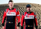 Divkārtējais F1 čempions Alonso pirmo reizi startēs Dakaras rallijā
