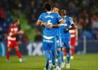 """""""Granada"""" un """"Villarreal"""" tiek piebremzētas"""