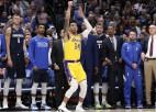 """NBA atzīst izšķirošu tiesnešu kļūdu """"Mavericks"""" zaudējumā """"Lakers"""""""