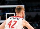 Video: Bertānam 10+8, cīnoties pret NBA austrumu pastarīti