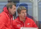 """KHL aizsargs: """"Par Znaroku un Vītoliņu spēlētājs nepateiks kādu sliktu vārdu"""""""
