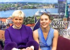 """Kučvaļskai septītā īsā programma Rīgas """"Volvo"""" kausā"""