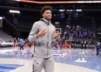 NCAA par naudas pieņemšanu diskvalificē NBA drafta galveno favorītu