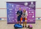 Pāvulāns piecpadsmito gadu pēc kārtas kļūst par Latvijas čempionu skvošā