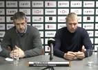 """Video: Maksims Bogdanovs: """"Šodien bija auksta duša"""""""