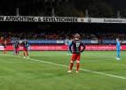 Nīderlandes vadošās futbola līgas šonedēļ protestā pret rasismu mača 1. minūtē nespēlēs