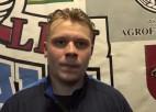 """Video: Popovs: """"Vārtsargs jau ir vairāk kā puse komandas"""""""