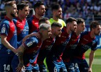 Spānijas policija par futbola spēļu sarunāšanu arestē deviņas personas