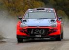 Latviešu SRT komandas pilots Grjazins varētu pievienoties ''Hyundai Motorsport'' rūpnīcas vienībai