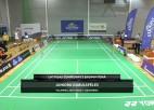 Video: Kronēti Latvijas čempioni badmintonā junioriem
