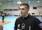 """Video: Plūdums: """"Fiziski grūta spēle. Uzvarēja stiprākais."""""""