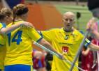 Zviedrija grauj Čehiju, Vijka noķer visu laiku rezultatīvāko