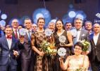 Samoilovs/Šmēdiņš pirmoreiz izpelnās Jūrmalas gada balvu