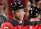 """""""Devils"""" neļauj 2018. gada MVP Holam spēlēt un meklē maiņas darījumu"""