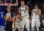 """Porziņģis viesosies pie karstās pastarītes """"Warriors"""", Pasečņiks vēlreiz pret """"Knicks"""""""