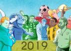 Video: Futbolbumbas: liekam punktu 2019. futbola gadam