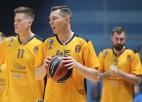 """Timma un Bertāns uzņems Maskavas CSKA, Lomažs mājās pret Kauņas """"Žalgiri"""""""