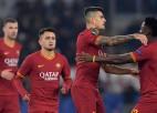 """AS Roma"" ved sarunas par kluba pārdošanu ASV miljardieriem Frīdkinam"