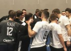 Handbola izlase bez Krištopāna pārbaudes spēlē piekāpjas Norvēģijas B izlasei