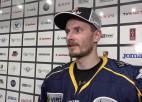 """Video: Hartmanis: """"Hokeja pietrūkst katru dienu"""""""