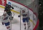 """Video: Jevpalovs iemet, pieveicot """"Moose"""""""