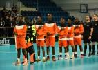 Kotdivuāra uz pasaules čempionāta kvalifikāciju ierodas sešu spēlētāju sastāvā