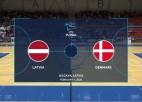 Video: Latvija notur neizšķirtu pret Dāniju un iesoļo nākamajā EČ kvalifikācijas kārtā