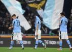 """Alberto divreiz sit pa vārtu stabu, """"Lazio"""" nespēj uzvarēt un paliek trešajā vietā"""