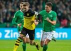 """Dortmundes """"Borussia"""" pirms Čempionu līgas cīņas pret PSG paliek bez kapteiņa Roisa"""