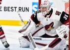 Viens no NHL sezonas vadošajiem vārtsargiem Kempers joprojām neatgriežas ierindā