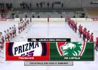 Video: Markam Kaļeiņikovam 3+1 Liepājas uzvarā pār Prizma/IHS