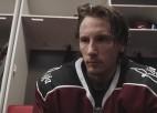 Video: Berjlunds: ''Šī bija laba - fiziska spēle''
