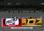 """Video: Gūstot uzvaras vārtus mazākumā, """"Prizma"""" izrauj uzvaru pret """"Dinaburgu"""""""