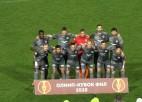 Video: ''Riga FC'' ielaiž vārtus jau spēles sākumā, taču izcīna panākumu pret ''SKA Rostov''