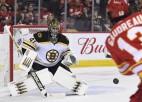 """Draizaitlam 35. vārti, """"Bruins"""" turpina uzvarēt, Francouzs jauno līgumu nosvin ar sauso spēli"""