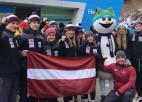 Latvijas stafetes komanda izcīna sudrabu junioru pasaules čempionātā
