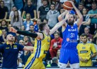 Grieķija izcīna otro uzvaru, viesos tiekot galā ar bosniešiem