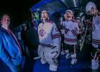 """Video: Rīgas """"Dinamo"""" ar zaudējumu Novosibirskā noslēdz sezonu"""