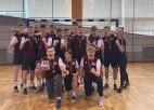 Latvijas U16 izlase Minskas turnīrā izcīna bronzas medaļu