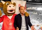 """Hokeja PČ boss: """"Svārstāmies starp gaidām un bailēm, ka turnīru atcels"""""""
