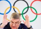 Pandēmijas apstākļos SOK darīs visu, lai būtu taisnīga olimpiskā atlase