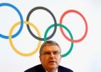 """Bahs: """"Pēc bezprecedenta krīzes olimpiāde var kļūt par cilvēces svētkiem"""""""