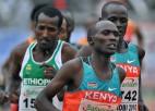 Par dopinga lietošanu diskvalificēts vēl viens augsta līmeņa Kenijas skrējējs