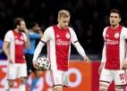 """Nīderlandē futbola spēles aizliedz līdz rudenim, """"Eredivisie"""" sezona netiks pabeigta"""