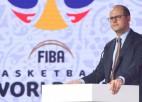 """FIBA ģenerālsekretārs: """"Ar prieku piedāvāsim Latvijas e-basketbola līgu globālai auditorijai"""""""
