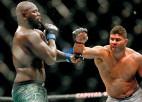 UFC smagsvaru duelī Heriss metīs izaicinājumu veterānam Overīmam