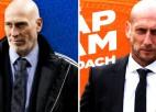 Nepareizais skūtgalvis: MLS klubs pazīstamo Stamu prezentē ar cita trenera foto