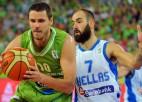 FIBA Čehijas simboliskajā izlasē netīšām iekļauj Slovēnijas basketbolistu